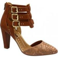 a83132b416 ... Sapato Scarpin Dakota Velivar - Feminino-Marrom