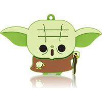Pen Drive Yoda 8Gb Usb Leitura 10Mb/S E Gravação 3Mb/S Multilaser - Pd037 Pd037