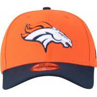 Boné Aba Curva New Era 9Forty Denver Broncos - Snapback - Adulto - Laranja b67270609094d