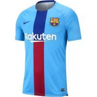 Camisa De Treino Masculina Nike Fc Barcelona