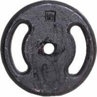 Anilha De Ferro Fundido Pintada Musculação Yangfit 10Kg - Unissex