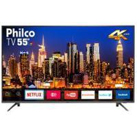 "Tv Philco Led 4K 55"" Ptv55F61Snt Bivolt"