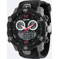 Relógio Masculino X-Games Xmppa206-Bxpx Analógico/Digital 10Atm