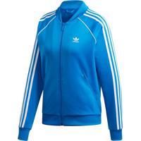 Jaqueta Adidas Sst Tt Azul