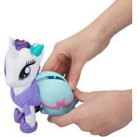 Figura My Little Pony Movie - Snap-On Fashion - Rarity - Hasbro - Unissex