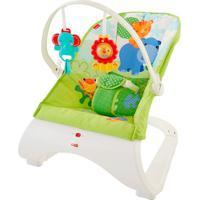 Cadeira De Descanso Amigos Da Floresta (0M+) - Fisher Price 056797 Cadeira Amiguinhos Da Floresta (Ckr34)