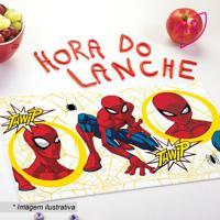 Jogo De Toalhas De Lancheira Spider Manâ®- Branco & Vermelepper