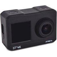 Câmera De Ação Action+Selfie 4K Wifi - Tela Lcd 2Pol - 16Mp 30 Fps 900 Mah - Dc191 Action