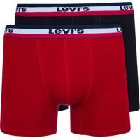 Cueca Levis Boxer Sportswear (Pack 2 Peças) - L
