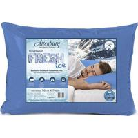 Travesseiro Fresh Ice- Azul- 70X48Cmaltenburg