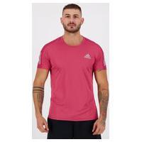 Camiseta Adidas Own The Run Marsala