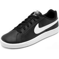 Tênis Nike Sportswear Court Royale Preto