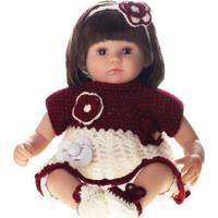 Boneca Laura Doll Baby - Helena - Shiny Toys - Feminino-Incolor