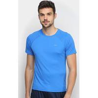 Camiseta Olympikus Runner Masculina - Masculino-Azul Royal