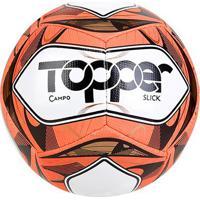 d00088723d Bola De Futebol Campo Topper Slick Costurada - Unissex