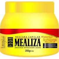 Forever Liss Mealiza - Máscara Capilar 250G - Unissex-Incolor