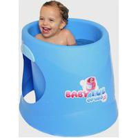 Banheira Babytub Ofurô 1 A 6 Anos Azul