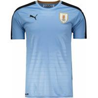 Camisa Puma Uruguai Home 2016 - Masculino
