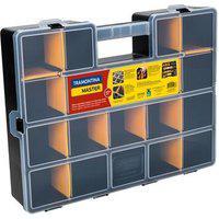 Maleta Plástica Organizadora Tramontina 17´ Com Divisões Móveis - 43805017