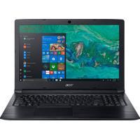 Notebook Acer A315-53-34Y4, I3, 4Gb, 1Tb, Led Hd 15.6´´, Windows 10 Preto