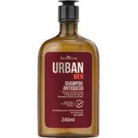 Urban Men - Shampoo Antiqueda 240Ml - Unissex-Incolor