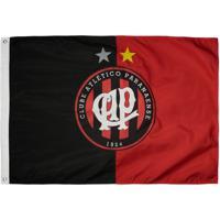 Bandeira Athletico Paranaense Oficial 1 1/2 Panos - Unissex