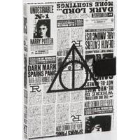 Caderneta Anotações Estampa Harry Potter Warner Bros