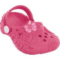 Sandália Bebê Menina Pink