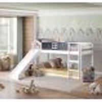 Beliche Montessoriano Lousa Divertida Com Escorregador - Casatema