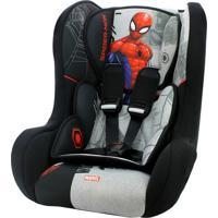 Cadeira Para Auto 0 A 25Kg Marvel Trio Luxe Aranhaverso Homem Aranha Avengers - Preto - Masculino - Dafiti