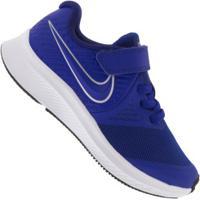 Tênis Nike Star Runner 2 Psv - Infantil - Azul