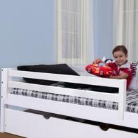 Grade De Proteção Para Cama Infantil Madeira Maciça – Casatema