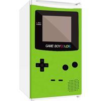 Adesivo Sunset Adesivos De Frigobar Envelopamento Porta Gameboy Verde