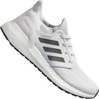 Tênis Adidas Ultraboost 20 - Masculino - Cinza Cla/Cinza Esc