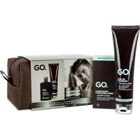 Kit Go. Gel De Barbear Incolor