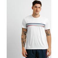 Camiseta Speedo Mixed Stripes - Masculino