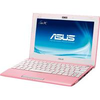 Netbook Asus 1025C-Pik029S - Intel Atom N2600 - Ram 2Gb - Hd 320Gb - Tela Led De 10.1'' - Rosa - Windows 7 Starter
