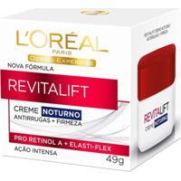 Creme Antirrugas Dermo Expertise Revitalift Noturno L'Oréal 49G