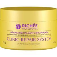 Richée Clinic Repair Máscara Revitalizante Bio Avançada 250G - Unissex-Incolor