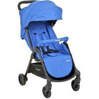 Carrinho De Bebê Burigotto Genius Blue Denim Ixca5125Prc54