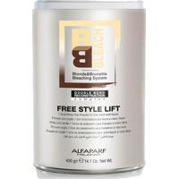 Alfaparf Pó Descolorante Bb Bleach Free Style Lift 400G - Kanui