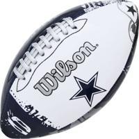 Bola Wilson Futebol Americano Team Cowboys - Unissex