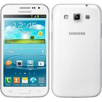 "Smartphone Samsung Galaxy Win Duos I8552 Branco - Dual Chip - Câmera 5Mp - 8Gb - Tela 4.7"" - Android 4.1"