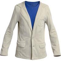Blazer Doca Clothing Areia Bege