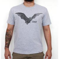 4e40bf0cd6 El Cabriton  I Am Batman - Camiseta Clássica Masculina