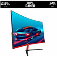 Monitor Gamer 27P Curvo 240Hz 05Ms Led Full Hd Hdmi/Display Port/Usb Hq 27Hq-Led Pro R3000