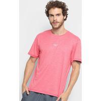 Camiseta Speedo Blend Masculina - Masculino-Rosa