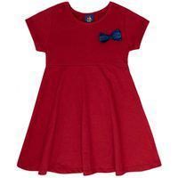 Vestido Infantil Milon Vermelho