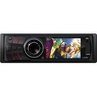 Dvd Player Ucb Dd130 3 Polegadas Com Usb / Sd Card / Auxiliar E Entrada Prara Camera De Ré