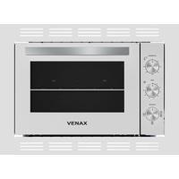 Forno Elétrico De Embutir Venax Grand Gourmet 45L Branco - 220V